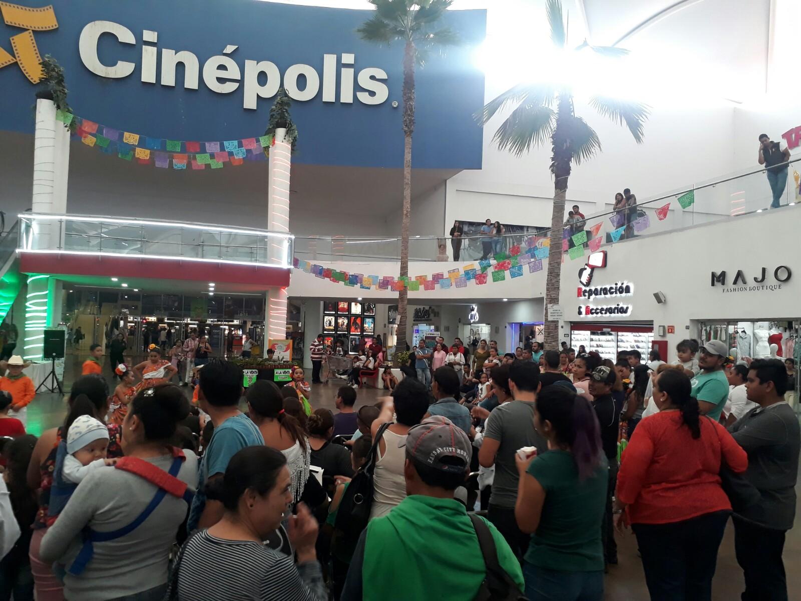 plaza centro sur eventos